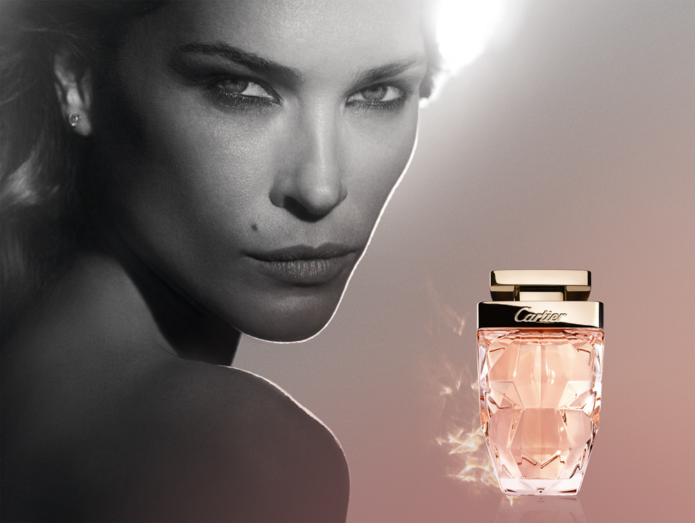 Sneak peak cartiers newest fragrance